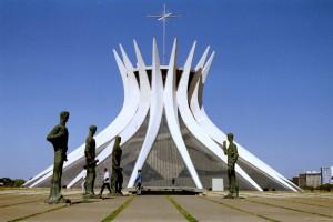 Brasilia cattedrale