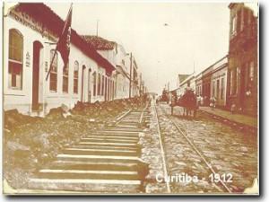 Curitiba storia
