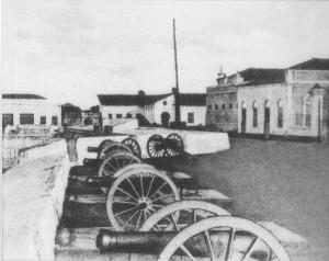 Fortaleza storia