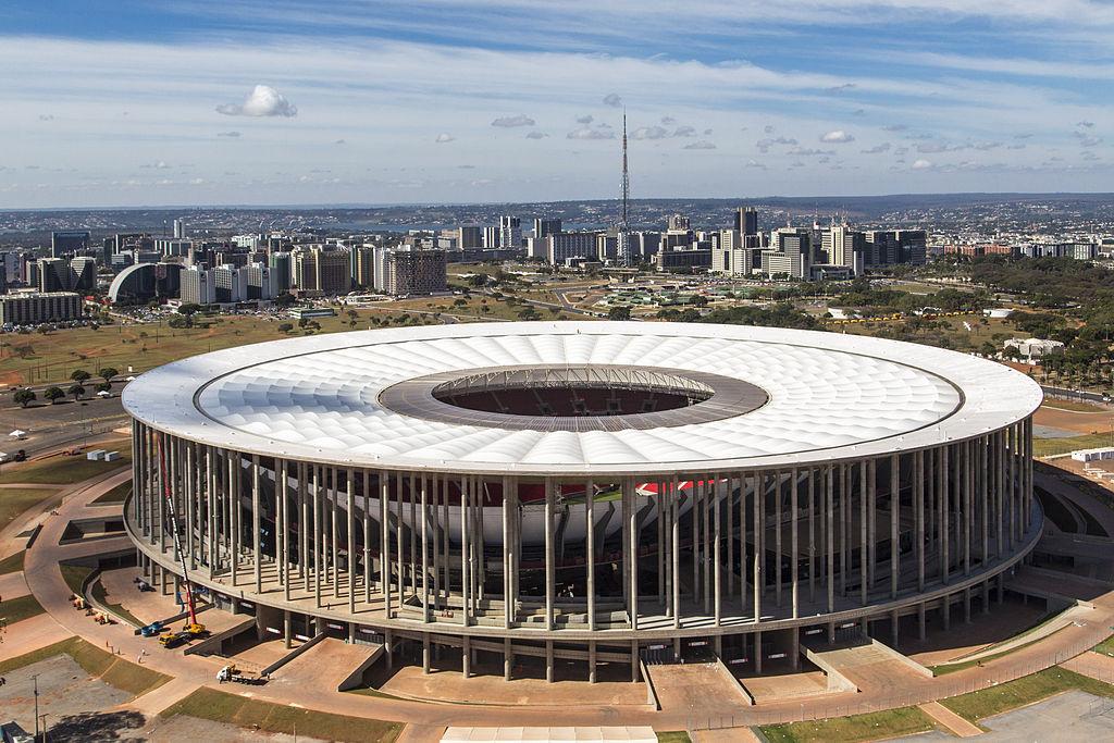 Tutti Gli Stadi Di Brasile 2014