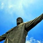 La statua del Cristo Redentor, simbolo di Rio de Janeiro